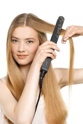 Утюжок для волос Braun