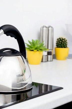 Как почистить чайник от накипи?