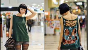 Дизайнерские футболки – будьте оригинальны
