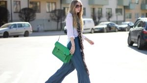 Виды и фасоны женских брюк