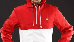 Анораки Fred Perry