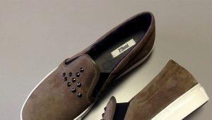 Чем отличаются слипоны от другой обуви