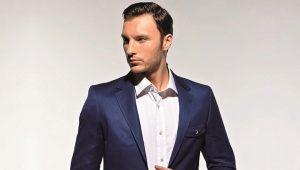 Какую рубашку надеть под костюм: синий, серый и другие