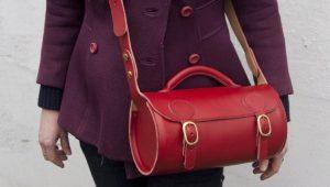 Кожаные сумки ручной работы для мужчин и женщин