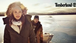 Куртка от Timberland