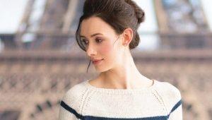 Модные женские пуловеры 2017