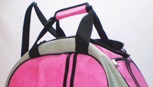 Модные женские спортивные сумки