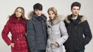 Модные зимние куртки 2016 для женщин, мужчин и детей