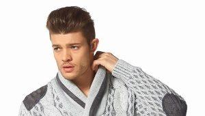 Мужской пуловер 2017