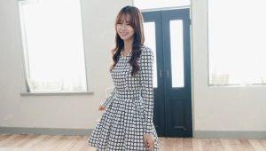 Платье с юбкой полусолнце - идеально для кокеток!