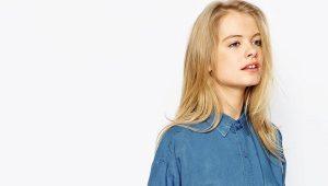 Рубашки для юных модниц