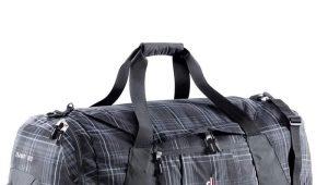 Спортивные дорожные сумки: модели на колесах, с ручкой, большие