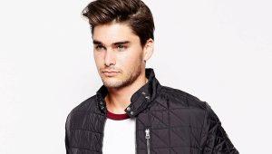 Стеганая мужская куртка – стиль и качество