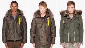 Зимние мужские куртки из Германии Wellensteyn - оригинальный выбор на каждый день