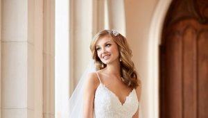 Белое свадебное платье 2019 – стильная классика