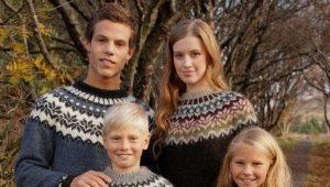 Ирландский свитер – свитер с историей