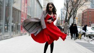 Коктейльные платья - новинки 2017 года