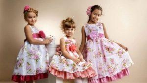 Красивые и модные платья для девочек 10 лет