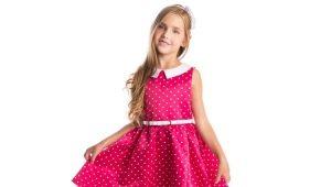 Красивые и модные платья для девочек 11-12 лет