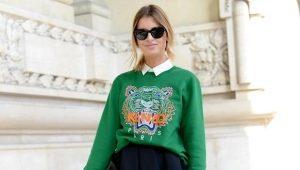 Модные женские толстовки 2019