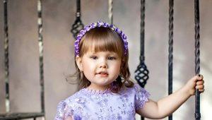Платье для девочек 1 года