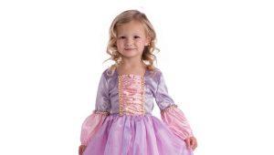 Платье принцессы для девочки – какое оно?