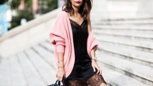 Платье в бельевом стиле 2017