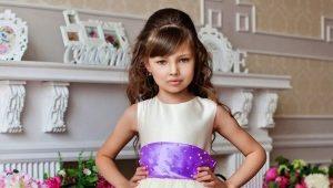 Роскошные бальные платья для девочек