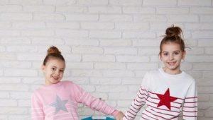 Свитер для девочек и подростков