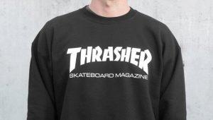 Свитшоты от Thrasher