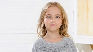 Теплые платья для девочек – новый тренд сезона