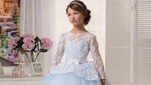 Вечерние платья для девочек – мечта каждой принцессы!