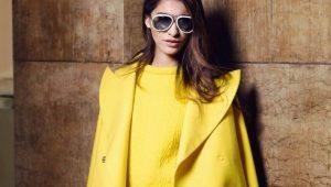 Модная весенняя коллекция пальто 2017 года