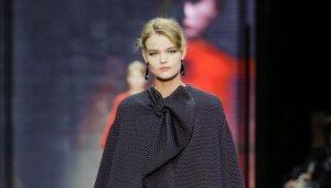 Пальто от Армани