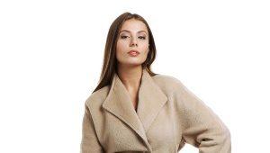 Пальто женские демисезонные