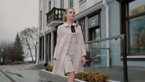 Женские пальто Элема белорусского производства