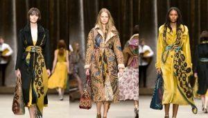Женские пальто от фирмы Samos