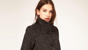 Женское пальто-кокон: модели и с чем носить?