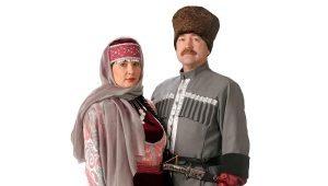Дагестанский национальный костюм