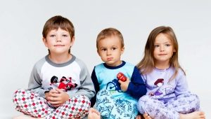 Детские пижамы – удовольствие для ребенка!