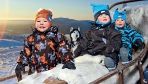 Финские комбинезоны для детей на зиму – обзор лучших производителей