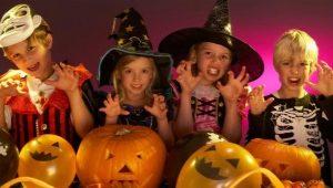 Какой костюм одеть на Хэллоуин ребенку?