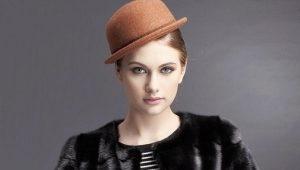 Какую шапку носить с норковой шубой?