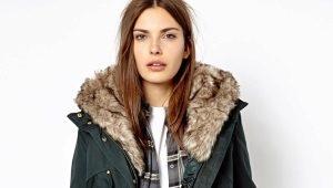Куртка-парка для подростков
