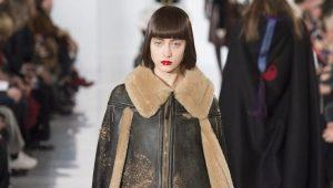 Модные дубленки осень-зима 2016-2017
