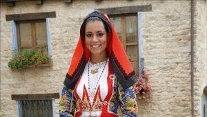 Национальный костюм Италии