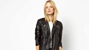 Стильная женская куртка косуха 2019 года