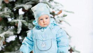Зимний комбинезон от Керри