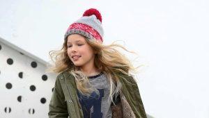 Зимняя парка для девочки