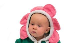 Флисовый детский костюм